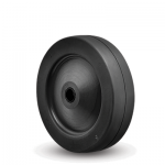 Cushion or Hard Rubber Wheels