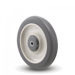 PolyLoc Grey Wheel