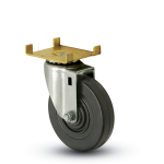 Tabbed Top Plate Caster
