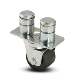 Double Spring Ring Caster