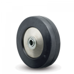 Rubber Wheels with Side Plates