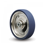 Welded Disc Polyurethane Wheel